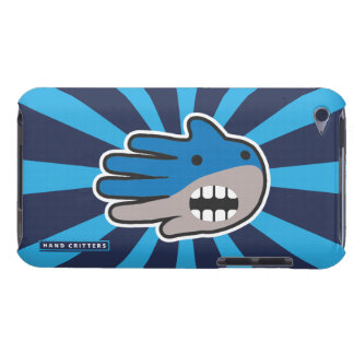 Open Mouth Shark iPod Touch Cases