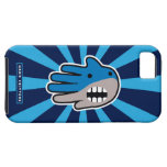 Hand shaped Open Mouth Shark iPhone SE/5/5s Case