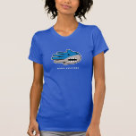 Hand shaped Open Mouth Shark T-Shirt