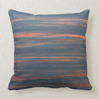 Navy Blue And Orange Throw Pillows : Orange And Navy Blue Pillows - Decorative & Throw Pillows Zazzle