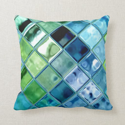 Open Ocean Beach Cottage Pillows ~ home decor gift