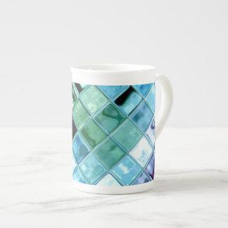 Open Ocean Bone China Mug ~ customizable! Tea Cup