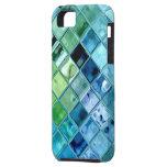 Open Ocean Digital Art for Custom Smartphone iPhone 5 Case