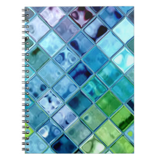 Open Ocean Fresh Vibrant original design Notebook