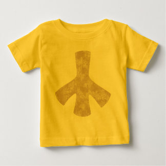 Open Peace Sign Baby T-Shirt