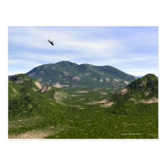 Open Range Postcard