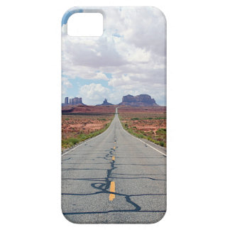 Open Road Clear Sky Pretty iPhone 5 case