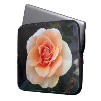 Open Rose Laptop Sleeve