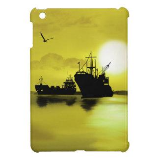 Open sea case for the iPad mini