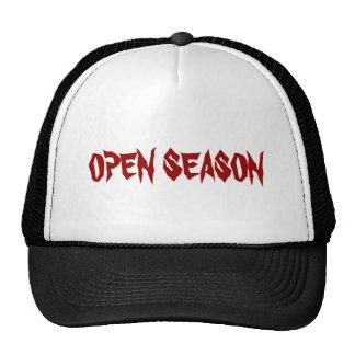 Open Season Hats