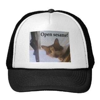 Open sesame! trucker hats