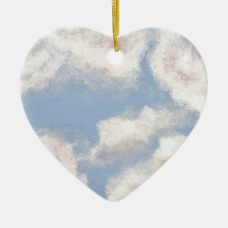 OPEN SKY! Add Personal Touches on My Painted Sky! Ornament