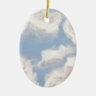 OPEN SKY! Add Personal Touches on My Painted Sky! Christmas Tree Ornaments
