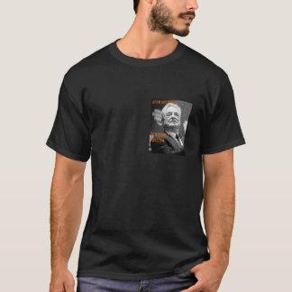 Open Societies Freedom Democracy - Black T-Shirt