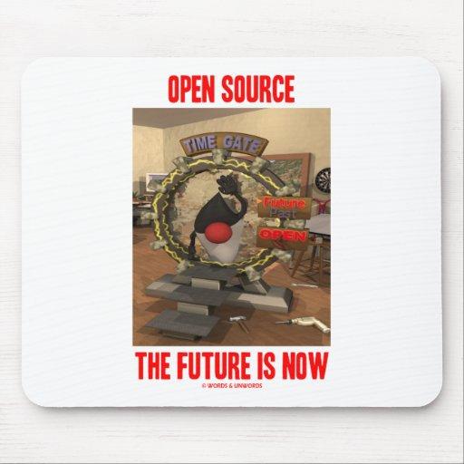 Open Source el futuro ahora está (el duque) Alfombrillas De Raton