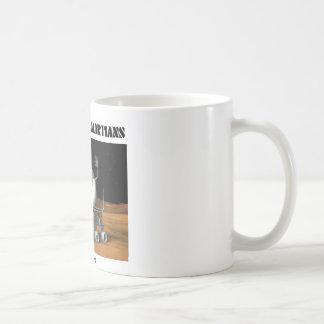Open Source Martians Inside (Duke & Rover) Coffee Mug