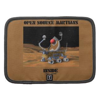 Open Source Martians Inside Duke Rover Organizers