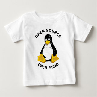 Open Source Open Mind Baby T-Shirt