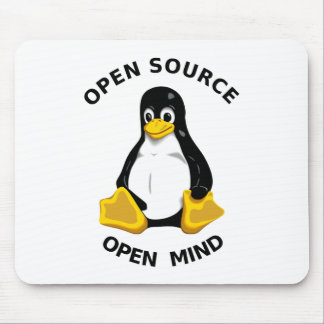 Open Source Open Mind Mouse Pad