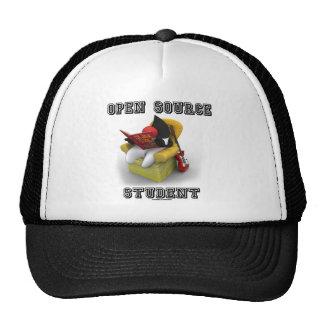 Open Source Student (Duke Java Book Comfy Chair) Trucker Hat