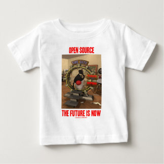 Open Source The Future Is Now (Duke) Baby T-Shirt