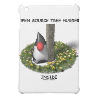Open Source Tree Hugger Inside (Java Duke) Cover For The iPad Mini