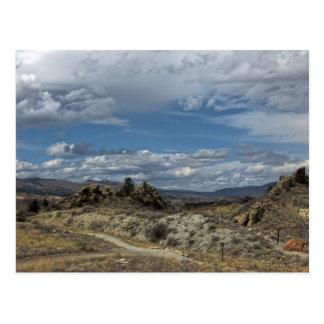Open Space - Roxborough State Park Postcard