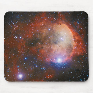 Open Star Cluster NGC 3324 in the Carina Nebula Mouse Pad