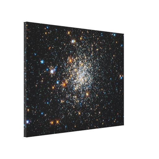 Open Star Cluster NGC 411 Canvas Print