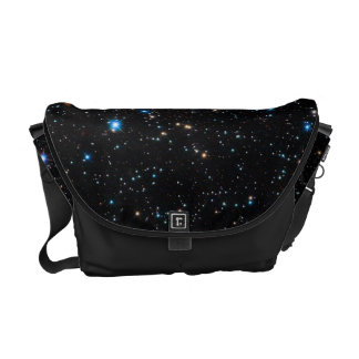 Open Star Cluster NGC 411 Courier Bag