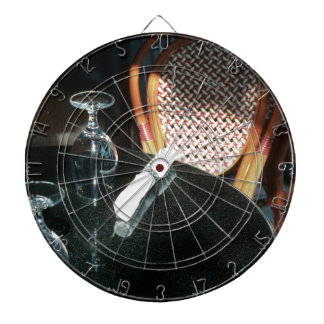 Open Table for Dinner Dartboards