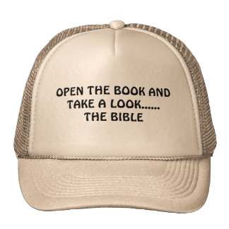 OPEN THE BOOK AND TAKE A LOOK.....RELIGIOUS HATS