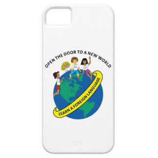 Open the door to a new world iphone 5 case