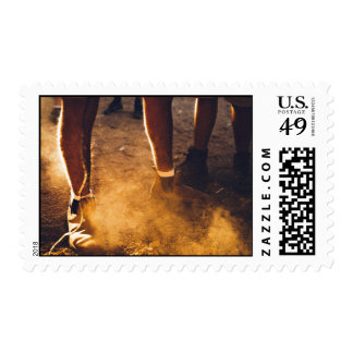 Open Themed, Men With Hairy Legs And Brown Boots S Postage Stamps