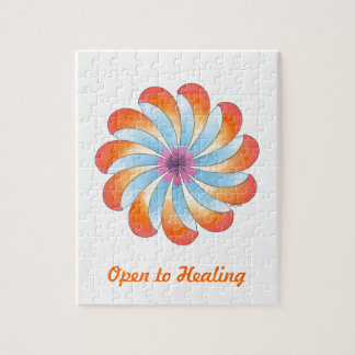 Open to Healing Jigsaw Puzzles