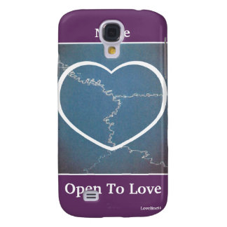 Open To Love iPad Case 3-Customize.