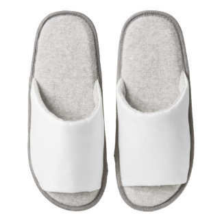 Open Toe Slippers Pair Of Open Toe Slippers