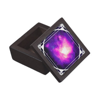 Open Universe Keepsake Box
