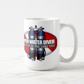 Open Water Diver (ST2) Coffee Mug