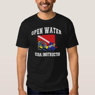 Open Water SCUBA Instructor Shirt