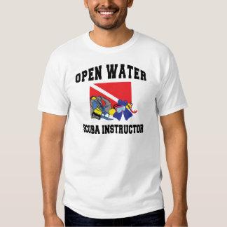 Open Water SCUBA Instructor T-shirt