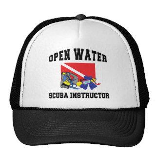 Open Water SCUBA Instructor Trucker Hat