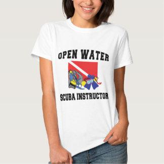 Open Water SCUBA Instructor Women Shirt