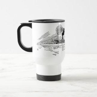 Open Water Series II 15 Oz Stainless Steel Travel Mug