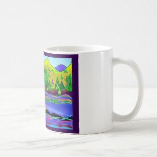 Open Water Solo 2 Coffee Mug