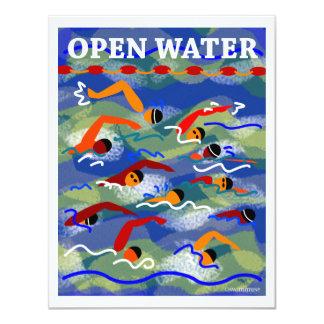 OPEN WATER Swim Card