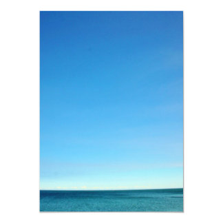Open Water View Card