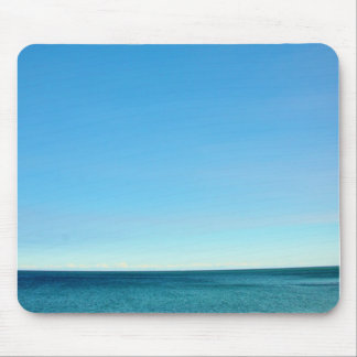 Open Water View Mouse Pad