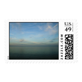 Open Water View Postage