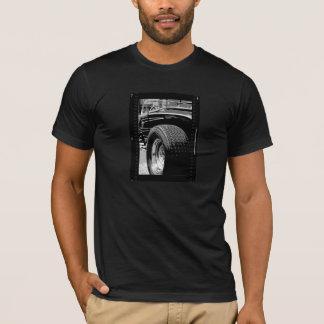 Open Wheel Hot Rod - Johnny Crash T-Shirt